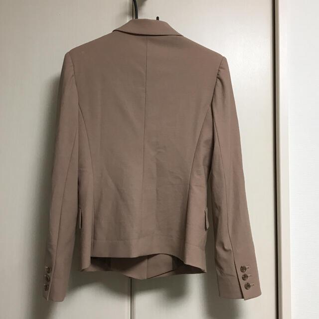 LE CIEL BLEU(ルシェルブルー)のLE CIEL BLEU 伊製 テーラードジャケット ルシェルブルー 最終価格 レディースのジャケット/アウター(テーラードジャケット)の商品写真