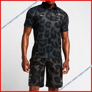 ナイキ(NIKE)のNIKE X FCRB DRI FIT GAME セットアップ(Tシャツ/カットソー(半袖/袖なし))
