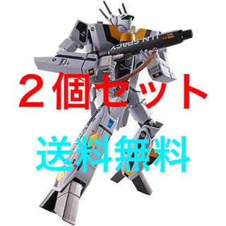 マクロス(macros)の2個 DX超合金 初回限定版 VF-1S バルキリー ロイ・フォッカースペシャル(アニメ/ゲーム)