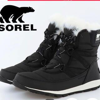 ソレル(SOREL)のソレルスノーブーツ25センチ(ブーツ)