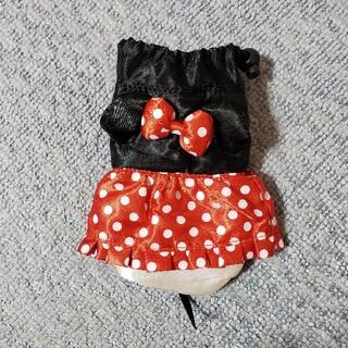 ミニーマウス(ミニーマウス)の新品、未使用 Disney 巾着ポーチ(ポーチ)