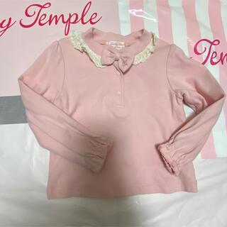 Shirley Temple - シャーリーテンプル ブラウス リボン フリル シャーリー