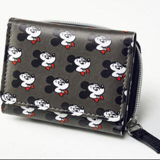 ディズニー(Disney)のmini 2021年 3月号 付録 ミニ財布(ファッション)