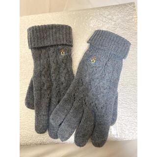 Vivienne Westwood - vivienne手袋/グレー