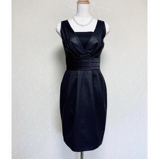 アンタイトル(UNTITLED)の美ラインのワンピース UNTITLED  ドレス フォーマルワンピース サイズ1(ひざ丈ワンピース)
