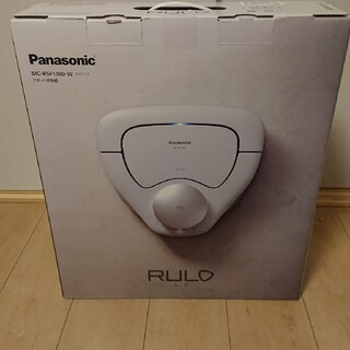 パナソニック(Panasonic)のパナソニック ロボット掃除機 MC-RSF1000(掃除機)