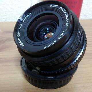 ペンタックス(PENTAX)のsmc PENTAX-M 28mm F2.8(Kマウント)専用です(レンズ(単焦点))