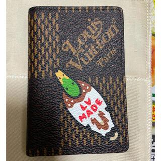 ルイヴィトン(LOUIS VUITTON)のルイヴィトン nigo カードケース 新品 国内正規 vip限定 ヴィヴィエンヌ(名刺入れ/定期入れ)