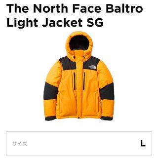 ザノースフェイス(THE NORTH FACE)のノースフェイス バルトロライトジャケット 2020AW SG Lサイズ(ダウンジャケット)