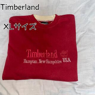 ティンバーランド(Timberland)のTimberland 希少カラー 古着(スウェット)