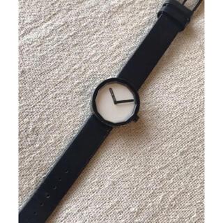 イッセイミヤケ(ISSEY MIYAKE)のisseymiyakeイッセイミヤケTWELVE深沢直人デザインアナログ腕時計(腕時計)