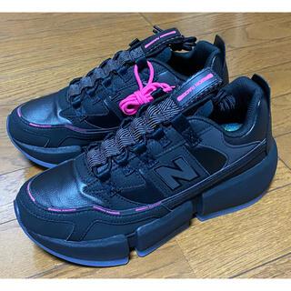 ニューバランス(New Balance)の26.5㎝ ジェイデンスミス ニューバランス ビジョンレーサー ブラック 正規品(スニーカー)