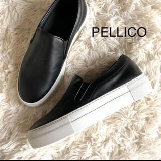 PELLICO - PELLICO SUNNY * カーフスリッポン 35