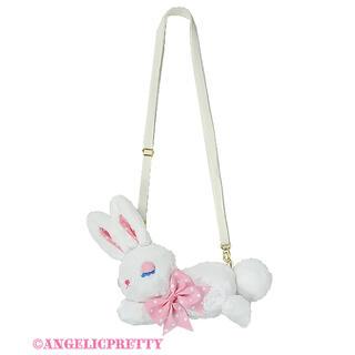 Angelic Pretty - おやすみBunnyぬいぐるみポーチ