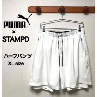 プーマ(PUMA)のPUMA X STAMPD プーマ スタンプド ハーフパンツ  ショートパンツ(ウェア)
