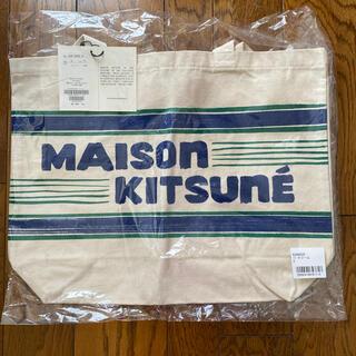メゾンキツネ(MAISON KITSUNE')のキツネ トートバック 未使用(トートバッグ)