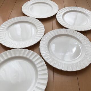 ミカサ(MIKASA)のMIKASA ディナー皿 5枚セット 27.5cm(食器)