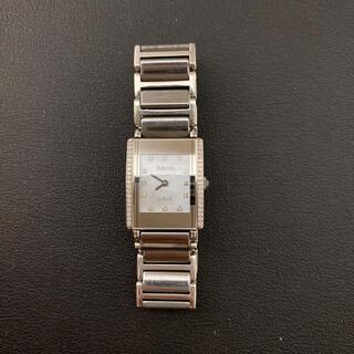ラドー(RADO)の[美品]RADO ラドー インテグラル スーパージュビリー 12Pダイヤ(腕時計)