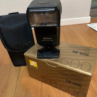 Nikon - Nikon  SB-600 SPEEDLIGHT