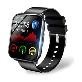 F18 2021 多機能スマートウォッチ Bluetooth 5.0(腕時計(デジタル))