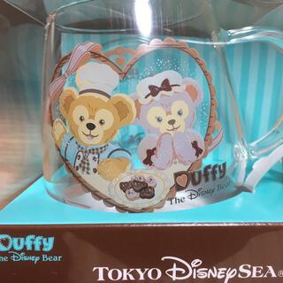 ダッフィー(ダッフィー)のダッフィー シェリーメイ 耐熱ガラス マグカップ (グラス/カップ)