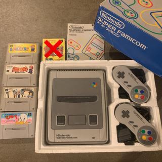 スーパーファミコン(スーパーファミコン)のNintendo 初代スーパーファミコン&ソフトセット(家庭用ゲーム機本体)
