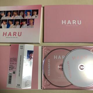 セブンティーン(SEVENTEEN)のSEVENTEEN 2019 JAPAN TOUR 'HARU' Blu-ray(アイドル)