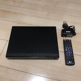 エルジーエレクトロニクス(LG Electronics)のLG ブルーレイプレイヤー BP125(ブルーレイプレイヤー)