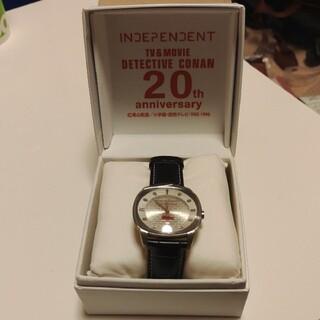 インディペンデント(INDEPENDENT)のINDEPENDENT×名探偵コナン20周年記念オフィシャルコラボウォッチ(腕時計(アナログ))