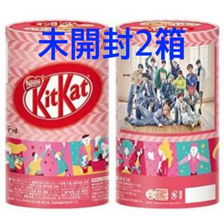 ネスレ(Nestle)のキットカット ミニ カフェラテJO1コラボパッケージ  2箱(アイドルグッズ)