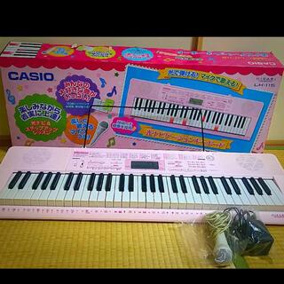 CASIO - CASIO 電子ピアノ LK-115