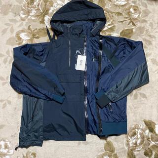 サカイ(sacai)のNIKE sacai ジャケット hooded パーカー jacket M(ナイロンジャケット)