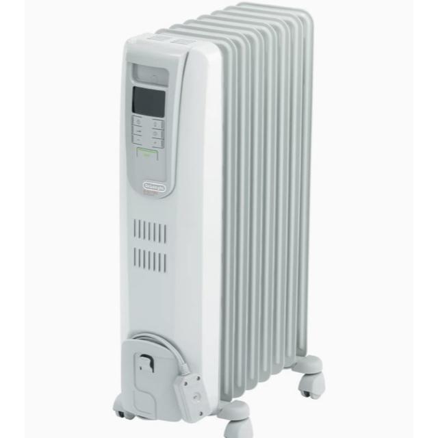DeLonghi(デロンギ)のデロンギオイルヒーター スマホ/家電/カメラの冷暖房/空調(オイルヒーター)の商品写真