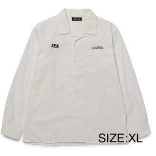 シー(SEA)のフルトマ様 WIND AND SEA  Work Shirt XL【新品未使用】(シャツ)