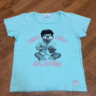ロイヤル(roial)のROIAL Tシャツ(Tシャツ(半袖/袖なし))
