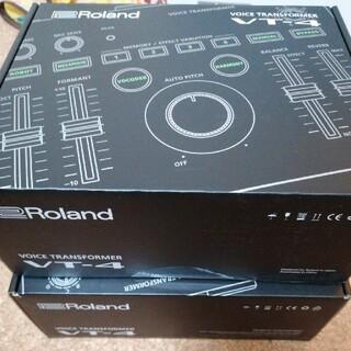 ローランド(Roland)のvt4 2個セット(その他)