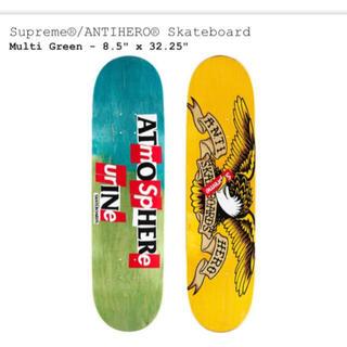 シュプリーム(Supreme)のSupreme ANTIHERO Skateboard シュプリーム ボード(スケートボード)