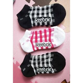 リーボック(Reebok)のReebok 靴下3足セット リーボック グンゼ(ソックス)