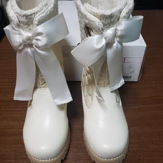 ロニィ(RONI)の新品 RONi ロニィ ブーツ 17cm(ブーツ)