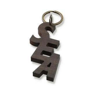 シー(SEA)のwind and sea ウィンダンシー wood key holder(キーホルダー)