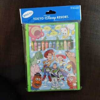 ディズニー(Disney)の色えんぴつ ポンキーペンシル ディズニー限定 トイストーリー(色鉛筆)