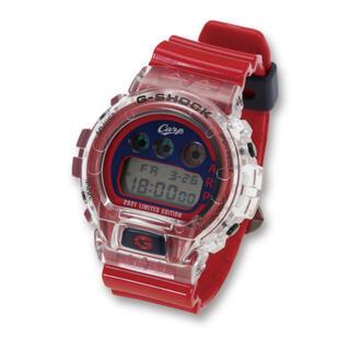 ジーショック(G-SHOCK)の新品 2021年モデル 広島カープ コラボ G-SHOCK(腕時計(デジタル))