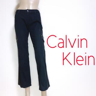 カルバンクライン(Calvin Klein)のカルバンクライン ストレッチカジュアルパンツ♡ドレステリア コムデギャルソン(カジュアルパンツ)