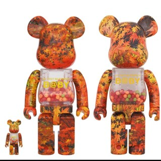 MY FIRST BE@RBRICK B@BY AUTUMN LEAVES ve(その他)