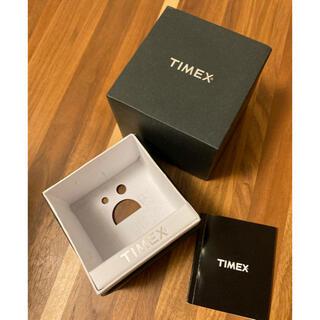タイメックス(TIMEX)の【良品】 TIMEX 空箱(腕時計(アナログ))