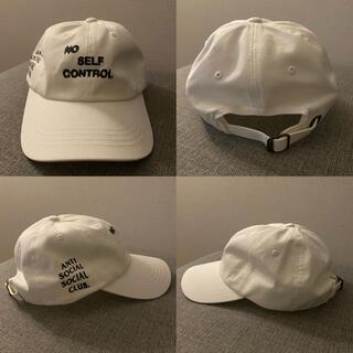 アンチ(ANTI)の値下げ Anti Social Social Club spiral cap(キャップ)