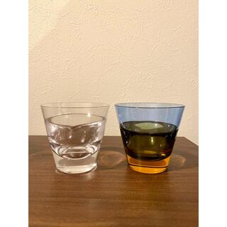 スガハラ(Sghr)のちょこすけ様専用【未使用】スガハラガラス ペア グラス(グラス/カップ)