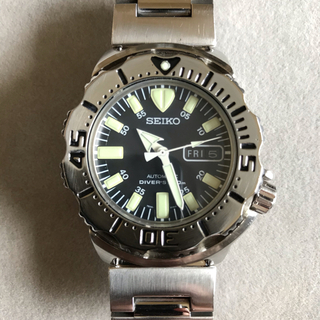 セイコー(SEIKO)のセイコー ブラックモンスター(腕時計(アナログ))