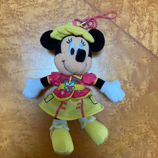 デイジー(Daisy)のディズニー ぬいぐるみバッジ(キャラクターグッズ)