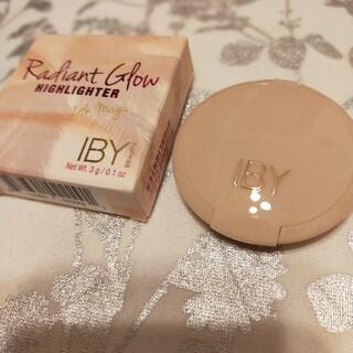 セフォラ(Sephora)のIBY beauty ラディアントグロウハイライト ミニサイズ3g(フェイスパウダー)